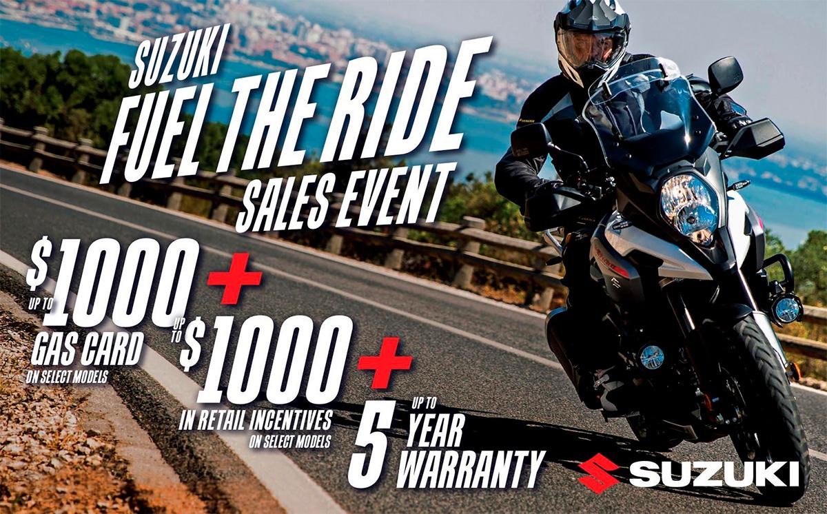 Suzuki Motorcycles Halifax